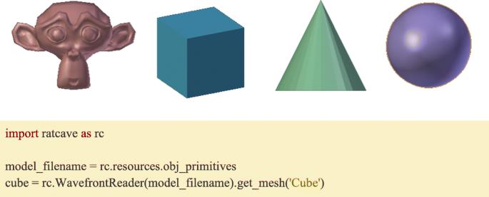 Ratcave: A 3D graphics python package for cognitive psychology ...