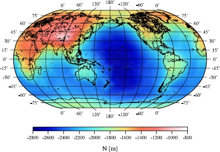 Development of a Synthetic Earth Gravity Model by 3D mass