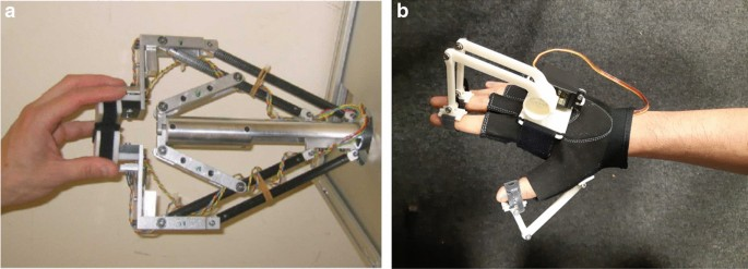 [REVIEW] Brain–computer interface robotics for hand rehabilitation after stroke: a systematic review – Full Text