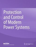 Protection and Control of Modern Power Systems - SpringerOpen