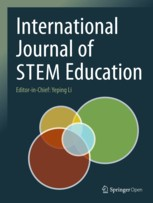 International Journal Of Stem Education Home Page