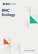BMC Ecology Journal Cover