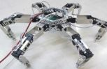 Energy-efficient narrow wall climbing of six-legged robot - ROBOMECH Journal