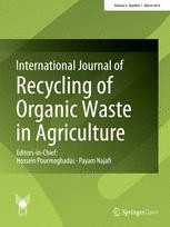 International Journal of Recycling of Organic Waste