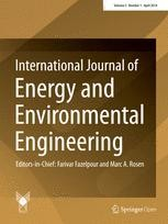 International Journal of Energy and Environmental Engineering - SpringerOpen