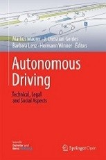Open access book: Autonomous driving