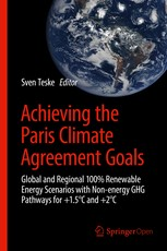 Open access book: Achieving the Paris climate agreement goals
