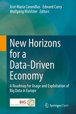 Open access book: New horizons for a data-driven economy