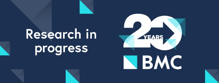 BMC 20 year anniversary header image
