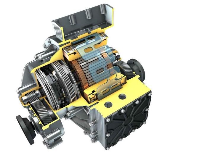 Elektromotor | IAV zeigt die neue Generation seines E-Antriebs ...