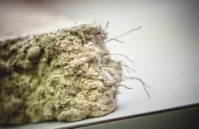Rub Baustoffe baustoffe neue rezeptur für hochfesten spritzbeton