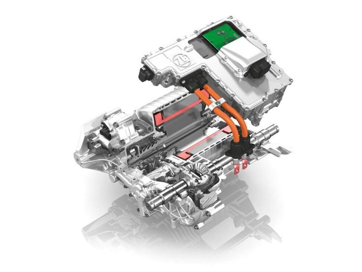 Antriebsstrang | Vollintegrierter elektrischer ZF-Achsantrieb geht ...