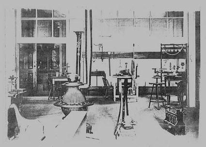 History of the New York University Physics Department | SpringerLink