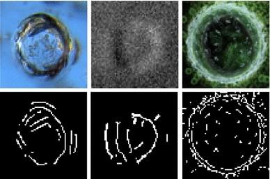 Detection of bubbles as concentric circular arrangements | SpringerLink