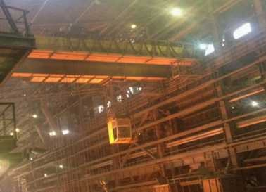 The sensitivity of the hoist system in crane applications