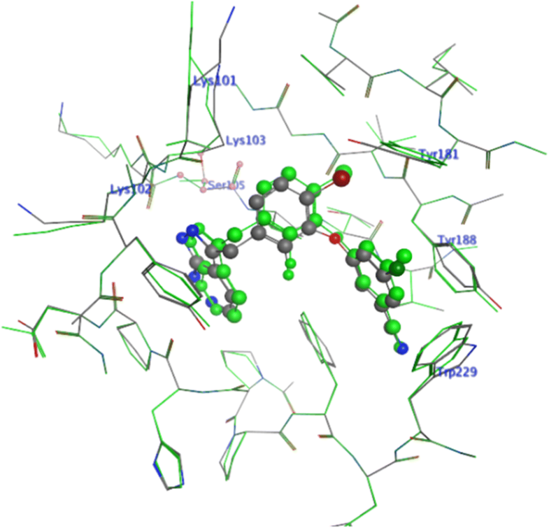 Molecular Insight Into The Interaction Mechanisms Of An Annulated