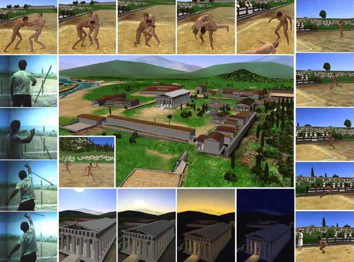 Developing serious games for cultural heritage: a state-of