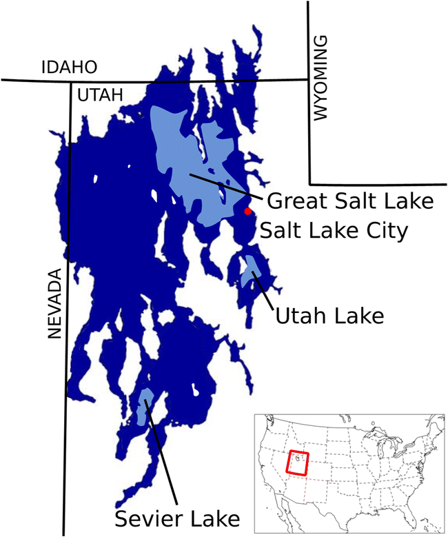 Great Salt Lake microbiology: a historical perspective