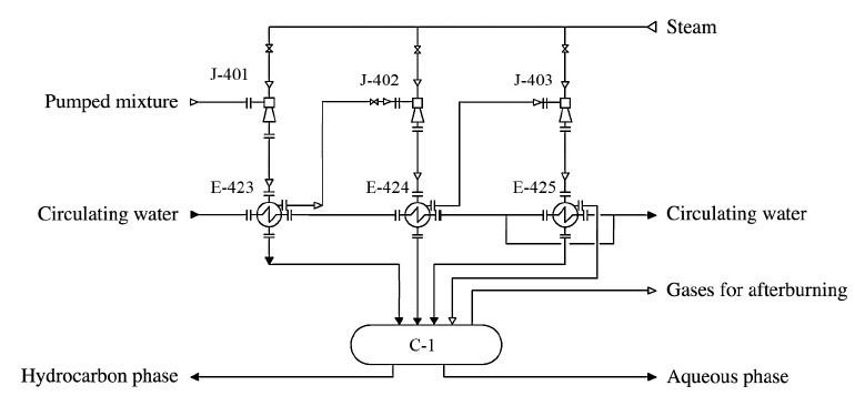optimal design process of a steam jet vacuum system for a rh link springer com