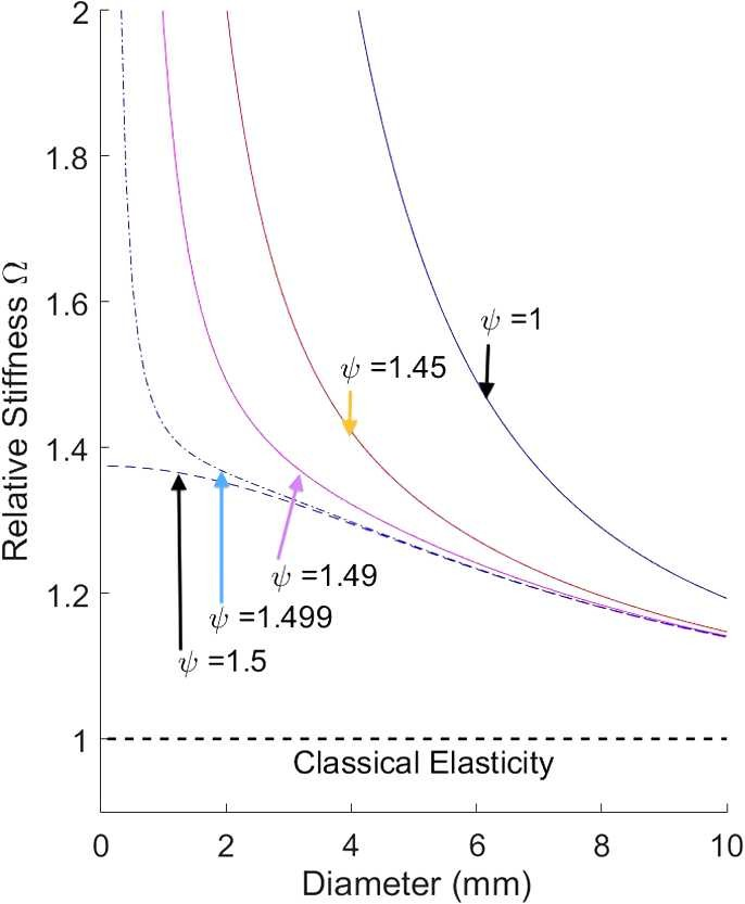 Experimental Study Of Elastic Constants Of A Dense Foam With Weak