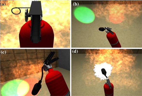 Using Serious Games and Virtual Simulation for Training in