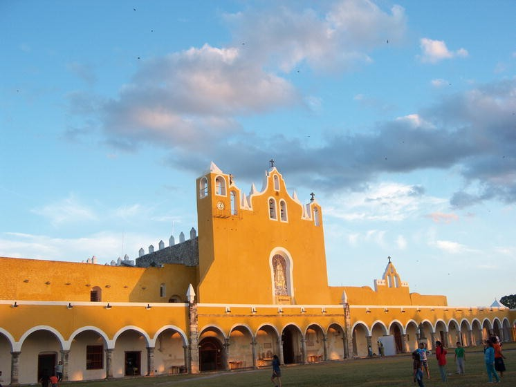 Territorial Dynamics Of Cultural Tourism In Izamal Yucatan Mexico