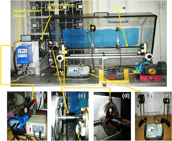 Experimental Investigation of Misalignment Effects on Rotor Shaft