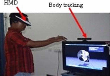A case study of phantom omni force feedback device for