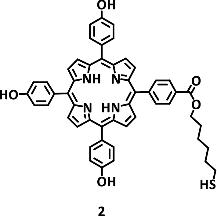 Synthesis And In Vitro Photobiological Studies Of Porphyrin Capped