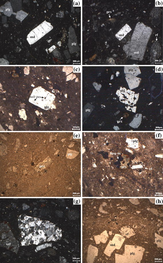 The Effect Of Welding Degree On Geotechnical Properties Of