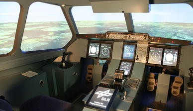 On the use of a steerable main landing gear for crosswind landing