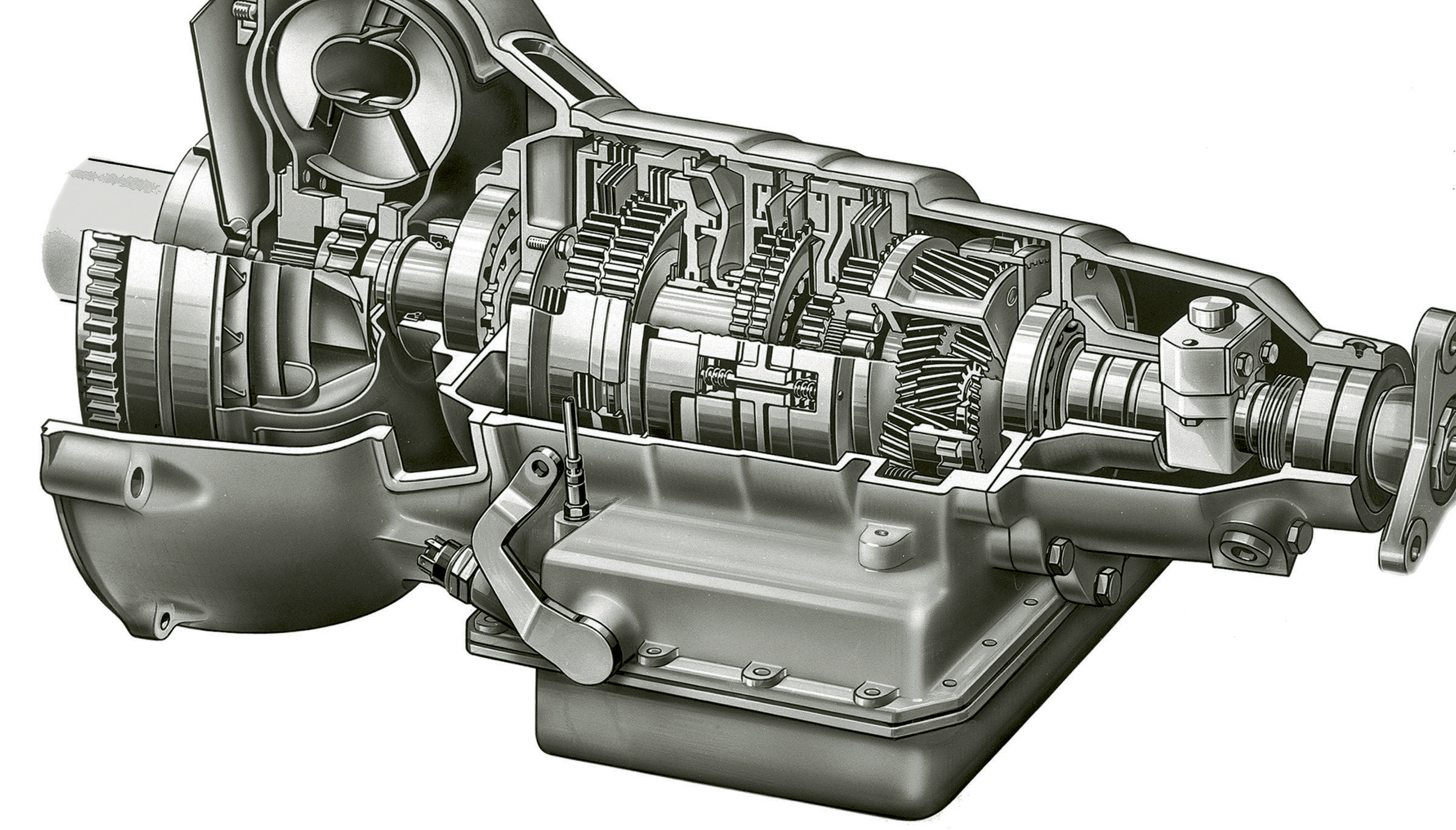50 Years of ZF Automatic Transmissions | SpringerLink