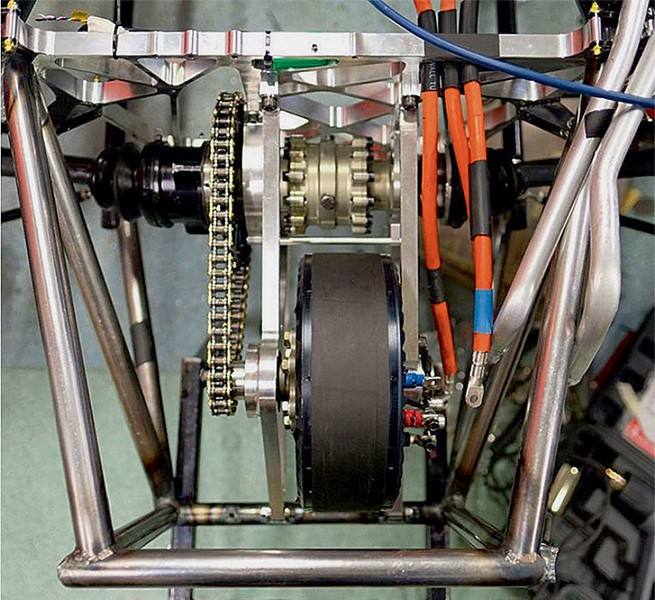 The Path to Monash Motorsport's First Electric Race Car | SpringerLink