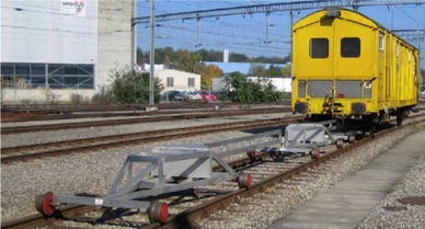 Overview and outlook on railway track stiffness measurement