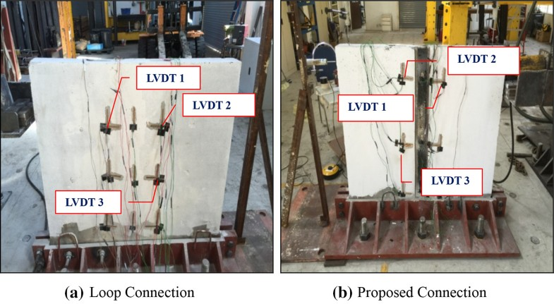 Performance of Loop Connection in Precast Concrete Walls