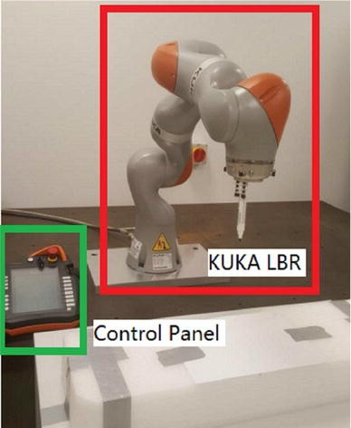 An enhanced teaching interface for a robot using DMP and GMR