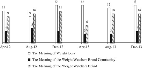 Blogging the brand: Meaning transfer and the case of Weight