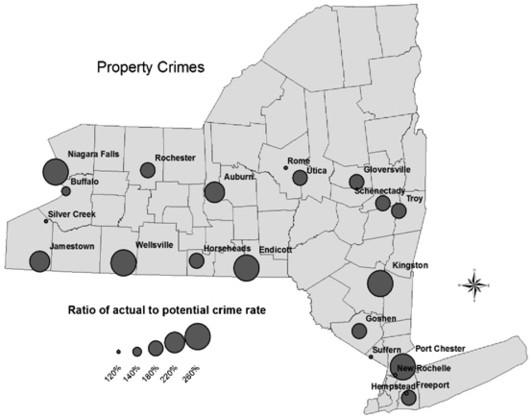 Crime Rates and Police Efficiency | SpringerLink