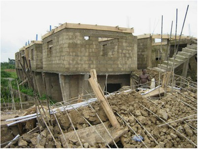Incessant building collapse: A case of a hotel in Akure, Nigeria