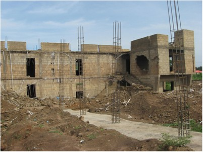 Causes of structural failures of a building: Case study of a