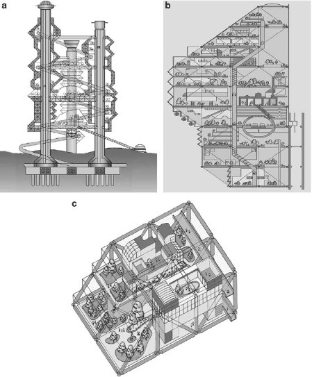 Vertical cities as a solution for land scarcity: the tallest