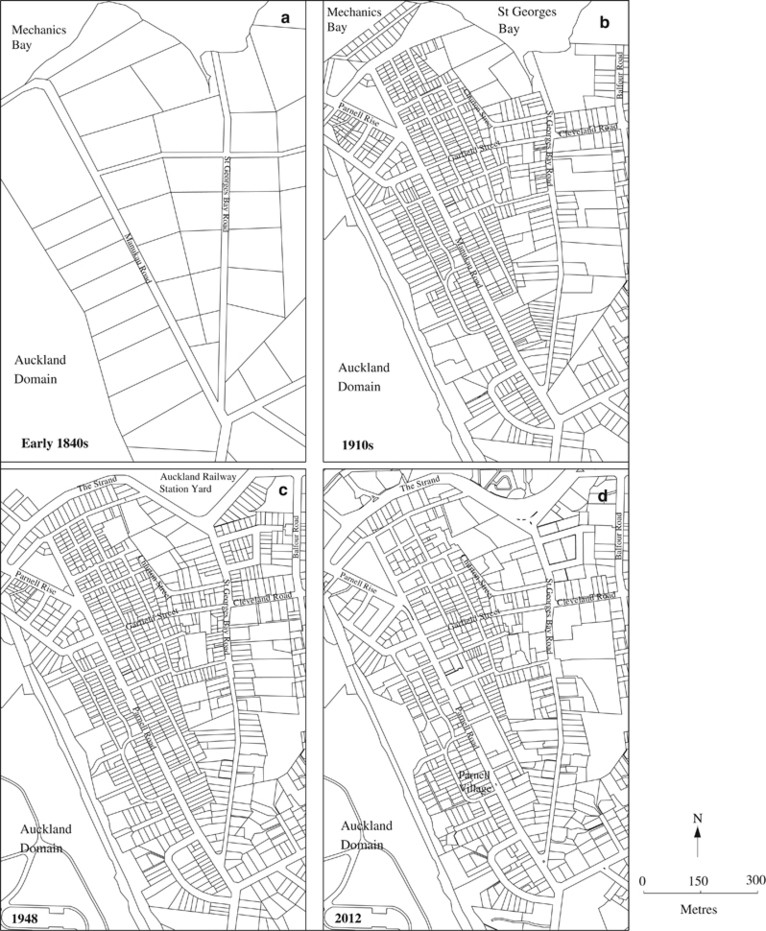 From urban landscape units to morphological coding: Exploring an ...