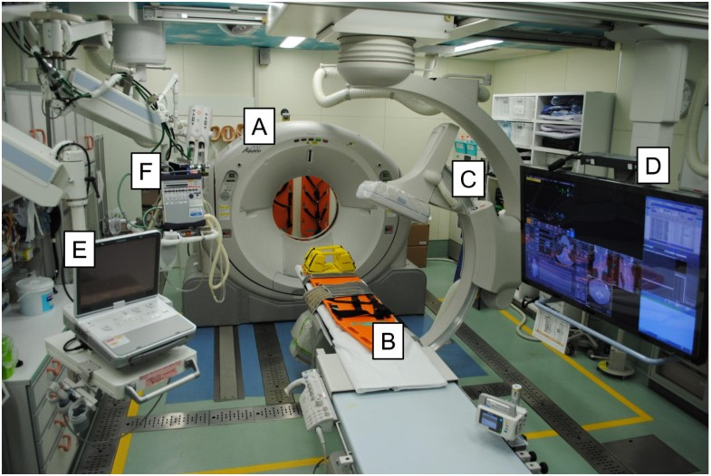 First Clinical Experience With Ivr Ct System In The