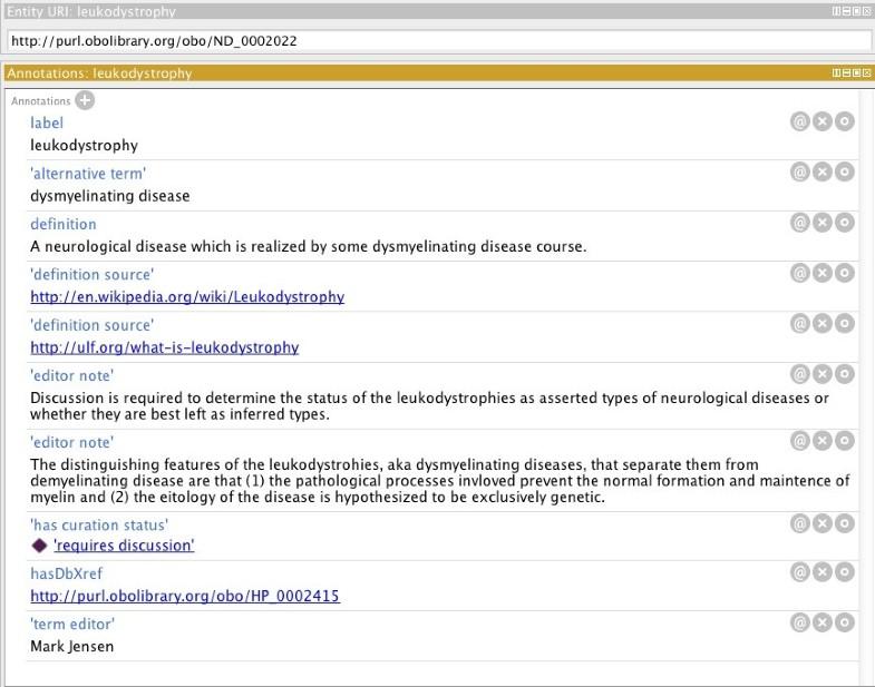 The Neurological Disease Ontology Springerlink