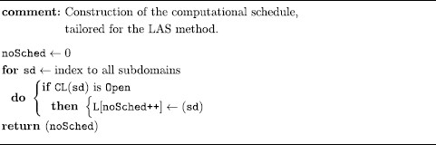 Algorithm 5