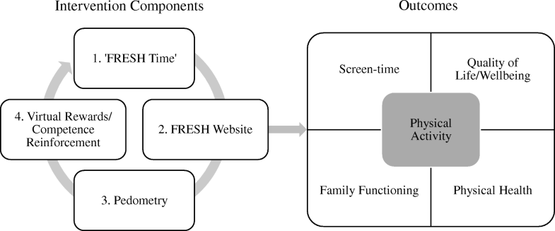 The Development And Feasibility Of A Randomised Family Based
