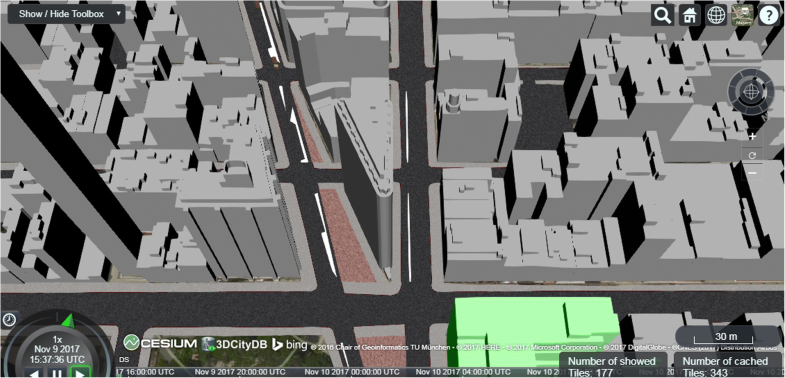 3DCityDB - a 3D geodatabase solution for the management, analysis