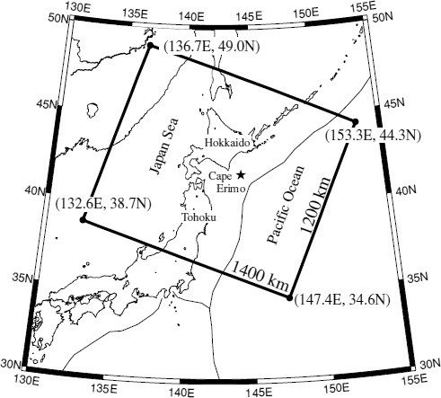 Afterslip Distribution Following The 2003 Tokachioki Earthquake An