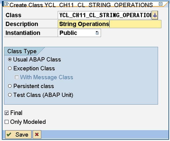 ABAP OOP | SpringerLink