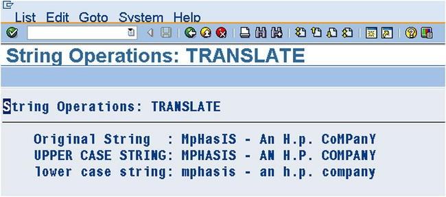 ABAP Language Basics | SpringerLink